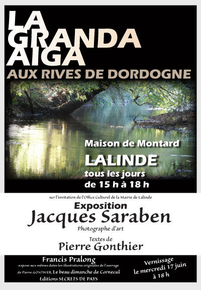 Exposition Jacques Saraben